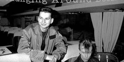 Dave i Alan, Black Celebration Tour 1986