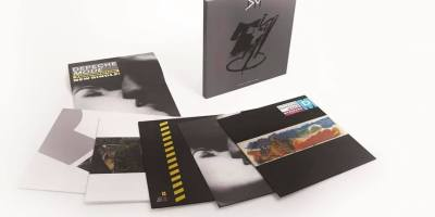 "The 12"" Singles Boxset: Black Celebration"