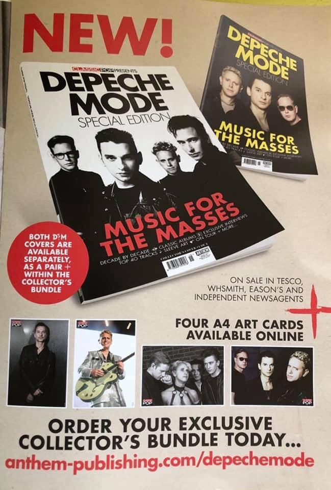 depeche MODE w Classic Pop