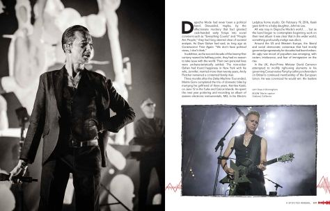 depeche MODE Faith and Devotion - biografia autorstwa Ian Gittins