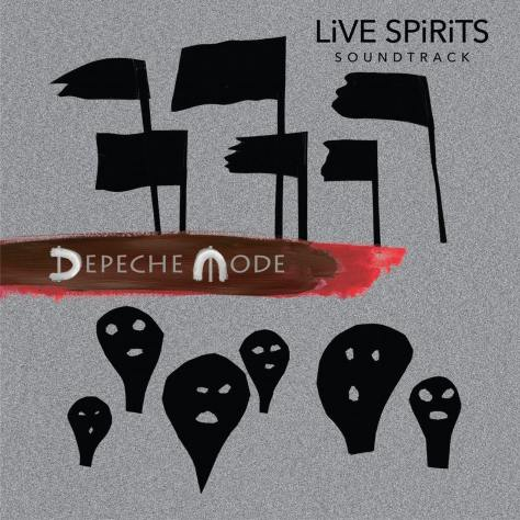 Live Spirits - soundtrack CD