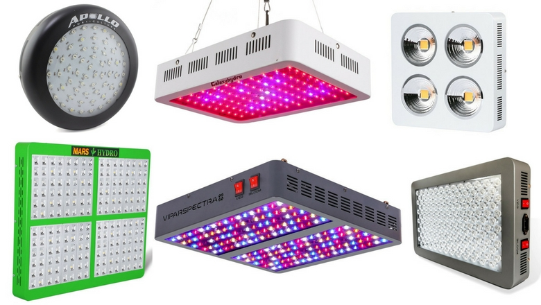 Best Led Grow Lights High Times