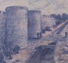 0_Tiberias Gate 7th Century