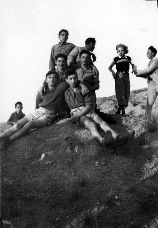 הנוער העובד, בני ברק 1937, קבוצת 'הסדרן'