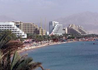 North Beach Eilat