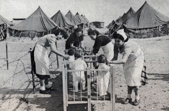 PikiWiki_Israel_47247_Nannies_of_the_transfer_camps Kiryat Ono