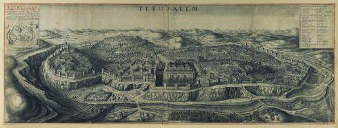 Jerusalem_-_Ex_variorum_Observationibus_accuratissima_-_precipue_Iohannis_Baptiste_Villalpandi...In_hanc_scenographicam_tabulam_redacta_per_Wenceslaum_Hollar_Bohemium1660