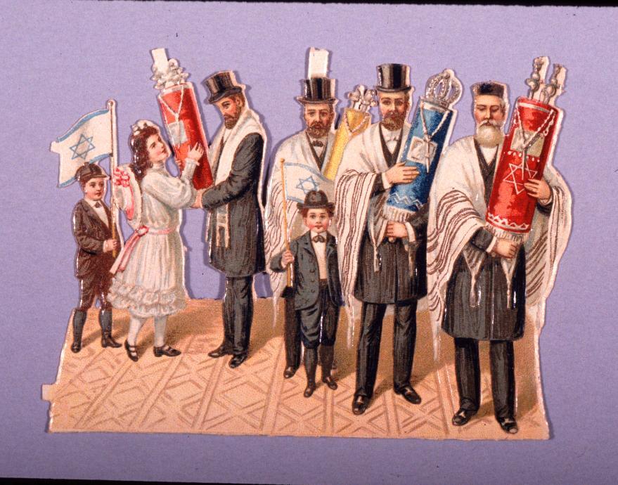 Simhat_Torah_procession_(4991116675)