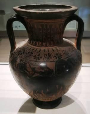 040618National Maritime Museum Haifa Black figure 6th cent BCE