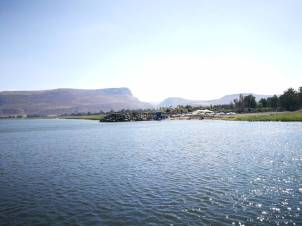 Arbel from sea