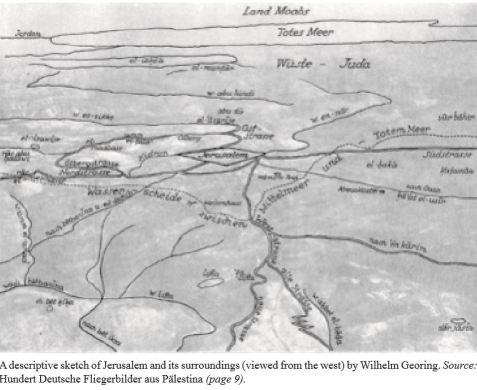 Jerusalem map1917
