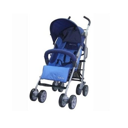 Детская коляска-трость Baby Care Polo 107 (синий)