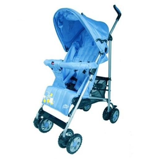 Коляска трость Baby Care City Style (голубой)