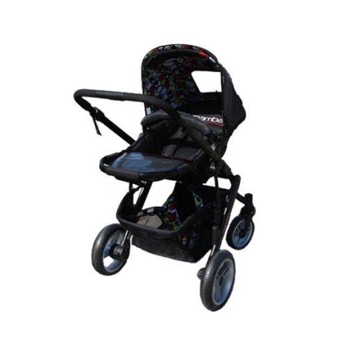 Детская коляска Jetem Mamba 2 в 1