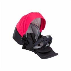Детская коляска Tutis Tapu-Tapu 2 в 1 (красный/черный)