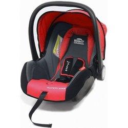 Детское автокресло Rant Safety Line Walker (Черный/красный)