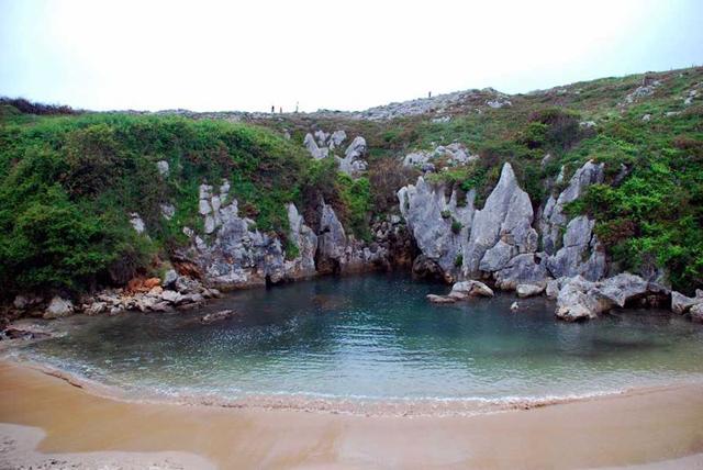 Playa Asturias España