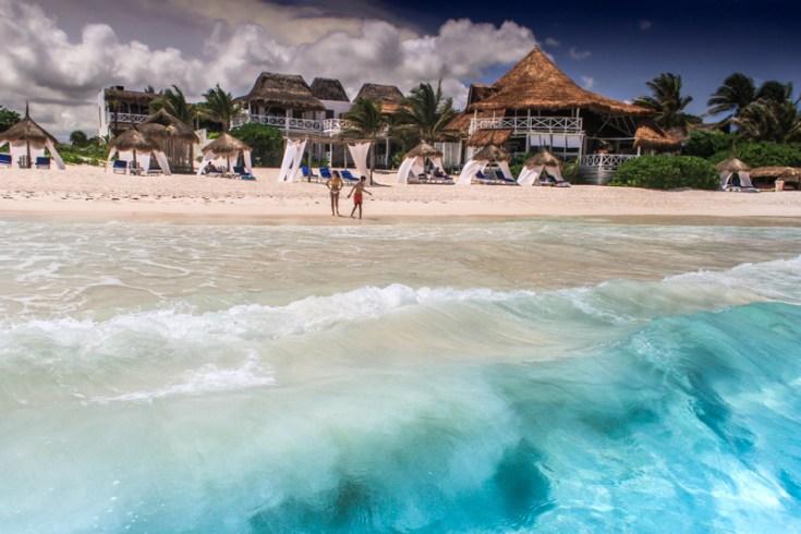 Playa Xpu-Há Riviera Maya