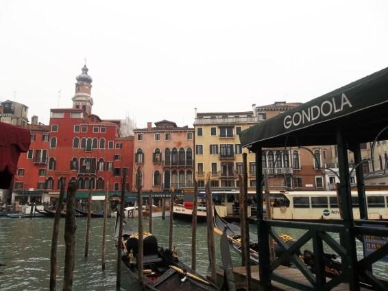 servicio de gondola venecia