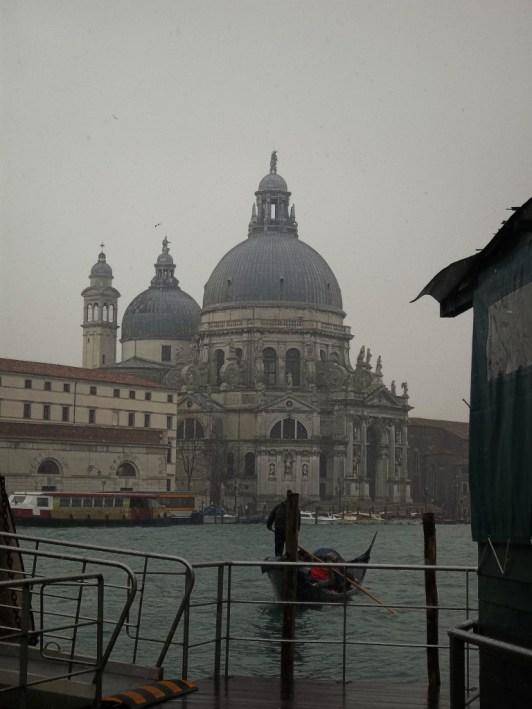 gondola gran canale venecia