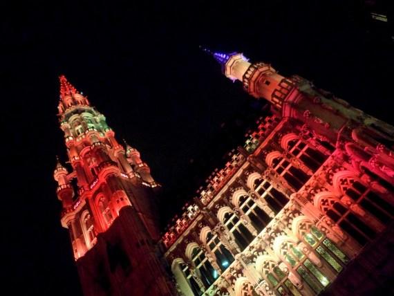 ayuntamiento gran place bruselas
