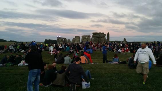 solstice stonehenge