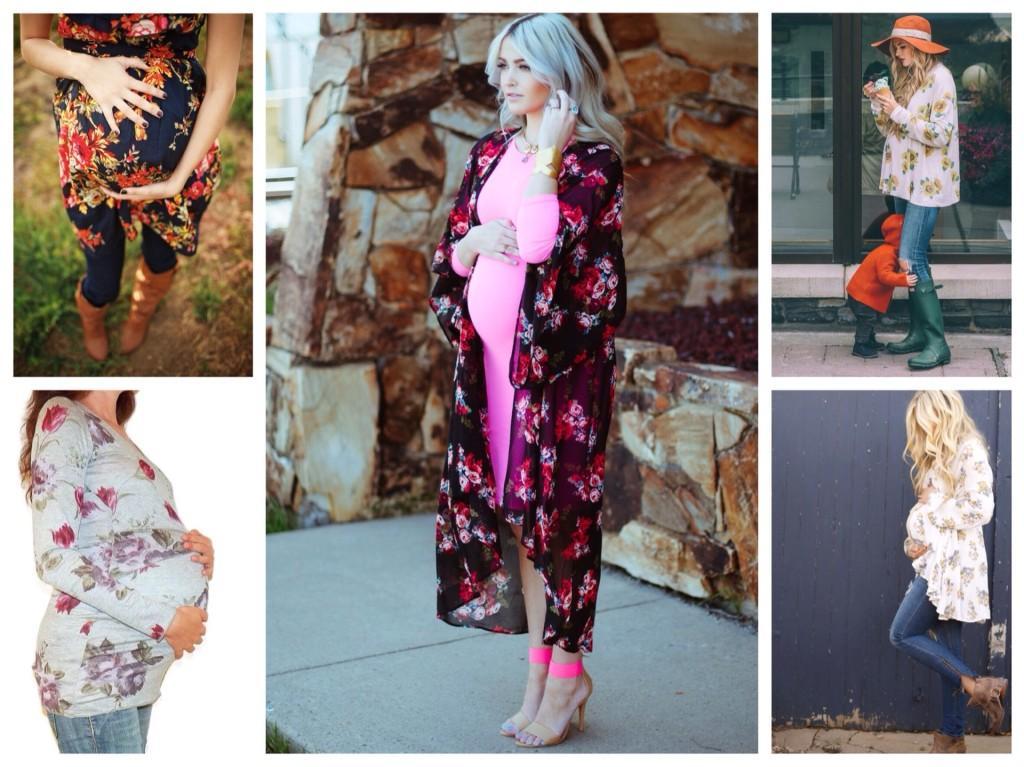 1c8998ed7acc Ako vyzerať krásne počas pôrodu. Vytvorte vrstvené oblečenie. Bundy ...