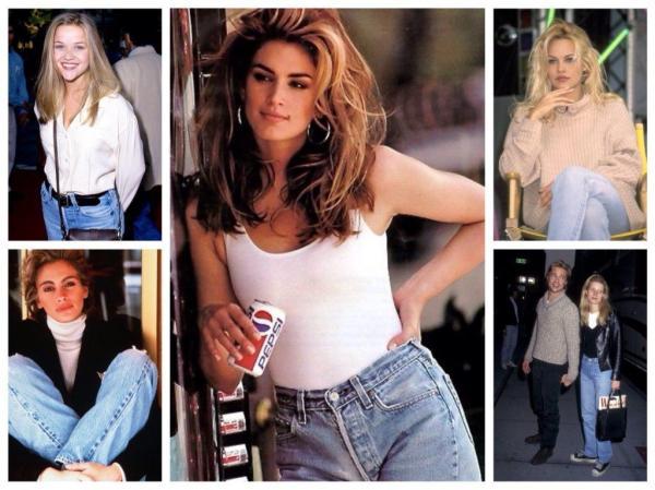 Стиль 90-х годов: одежда, фото, идеи