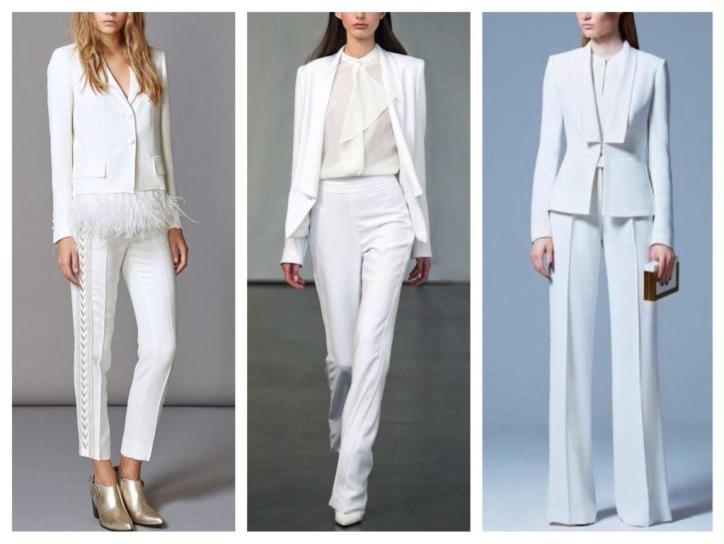 total look белый Летний гардероб