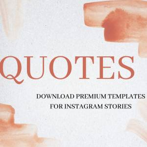 quotes motion template free