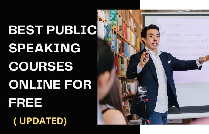 Best Public Speaking Courses Online for Free