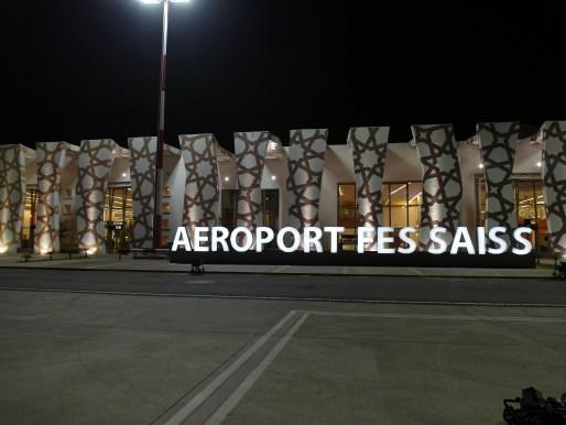 Летището във Фес, Мароко