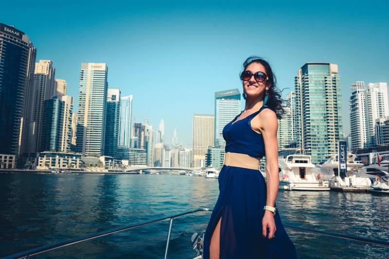 Пристанището на Дубай