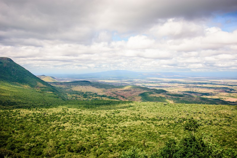Great Rift Valley, Кения