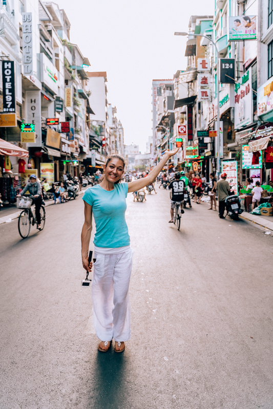 Улица Bui Vien