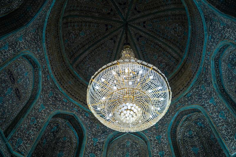мавзолеят на Пахлаван Махмуд, Хива, Узбекистан
