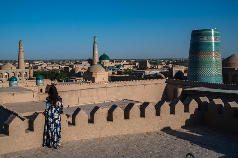 Kuhna Ark, Хива, Узбекистан
