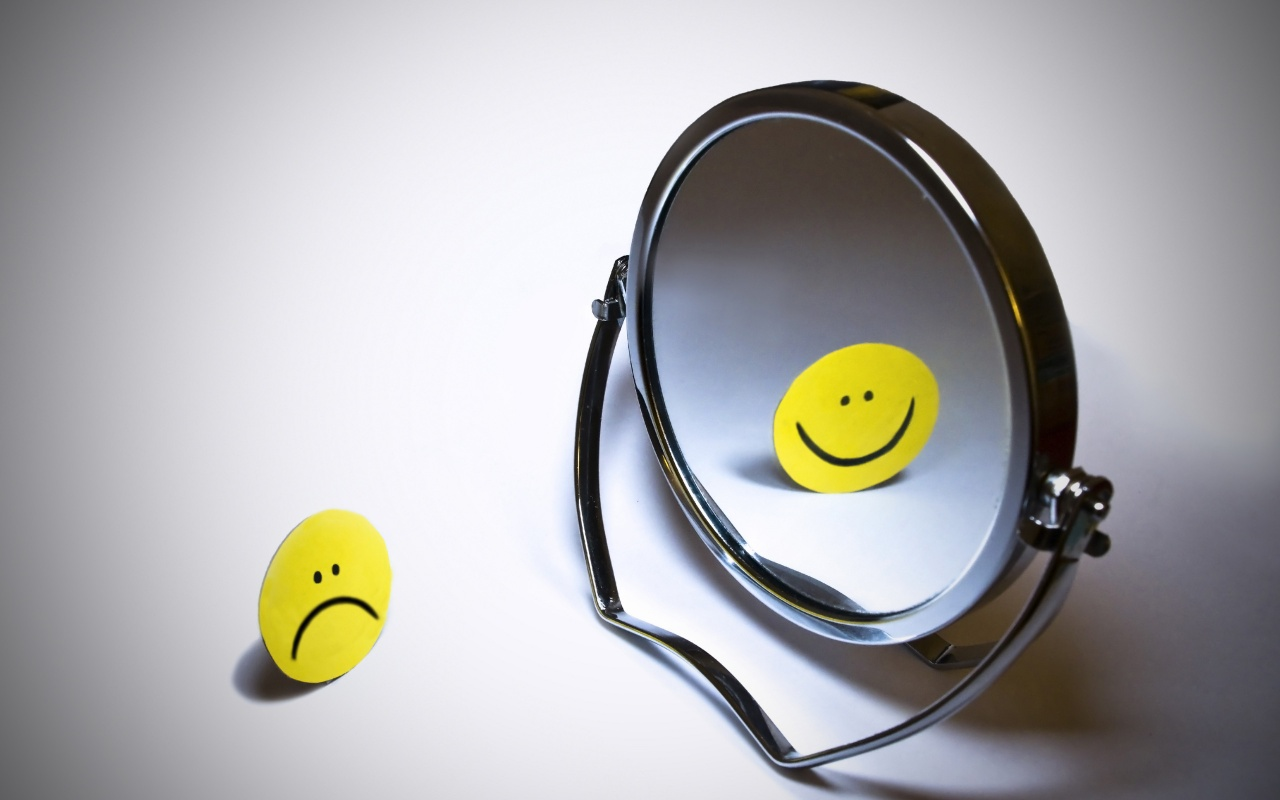 Overcoming That Reflection In The Mirror