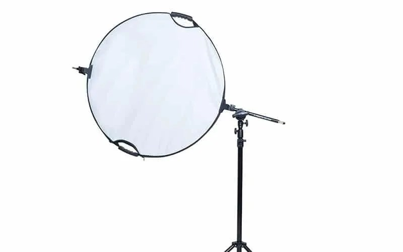 Reflectors with Stand