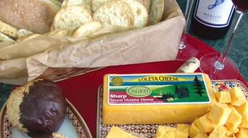 Loleta Cheese Factory, Queso Kings
