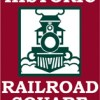 Shop & Dine at Historic Railroad Square