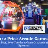 Have a Ball at the All New Epicenter Fun Center in Santa Rosa