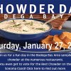 2019 Bodega Bay 16th Annual Chowder Day