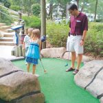 64.  Play a Round of Miniature Golf