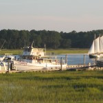 ~27.  Check Out the Adventures at Broad Creek Marina