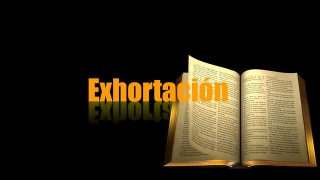 Hebrews 13:22 – A Word of Exhortation