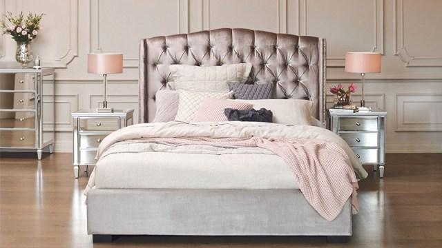 Velvet bedding at Harvey Norman NZ