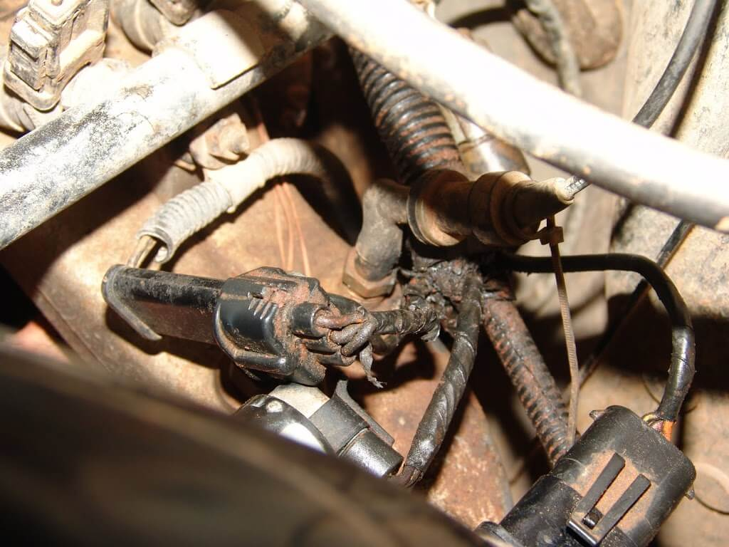 Wiring Harness For 1997 Jeep Wrangler
