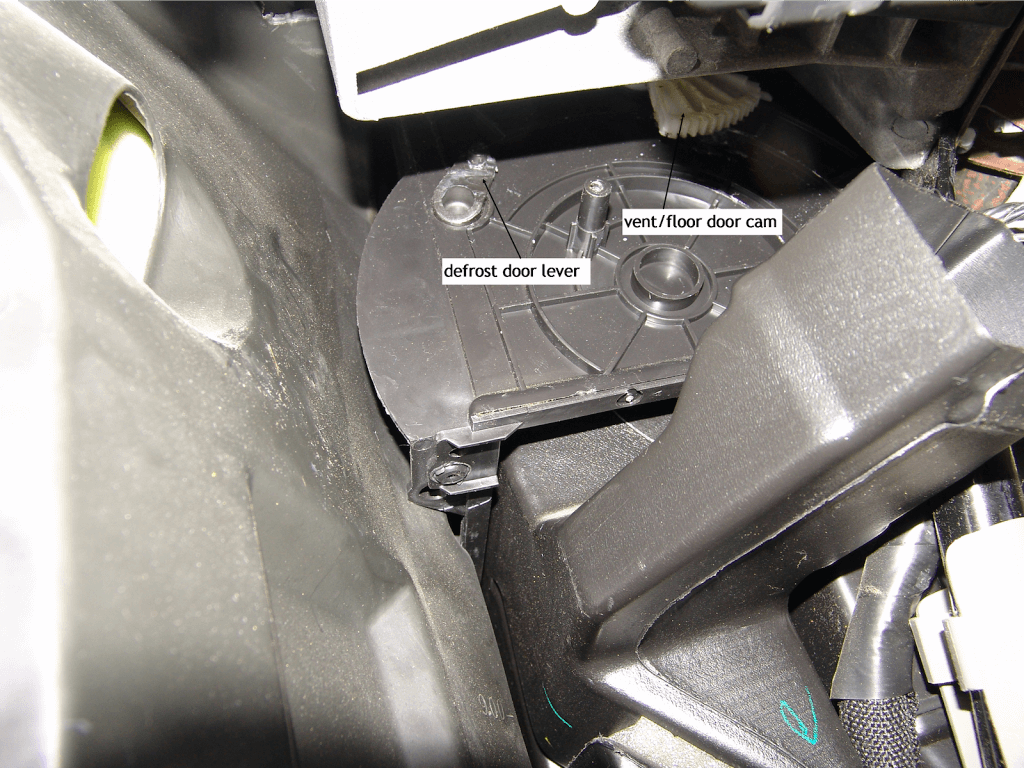 Sparkys Answers 2003 Chevrolet Silverado Changing The Mode Actuator Code B0263