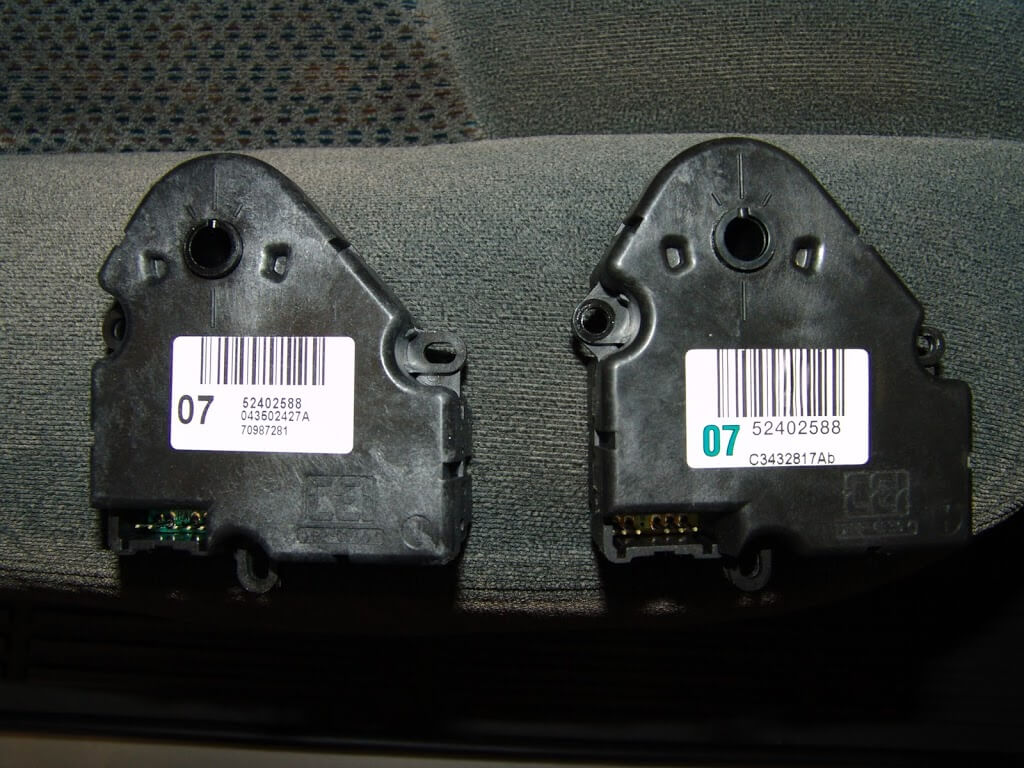 S10 Blend Door Actuator Location Free Image About Wiring Diagram And